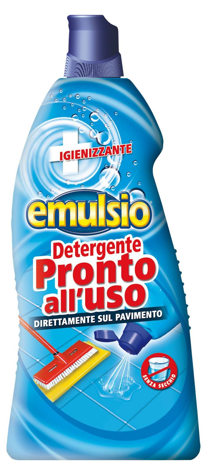 EMULSIO DETERGENTE PRONTO ALL'USO 750 ML