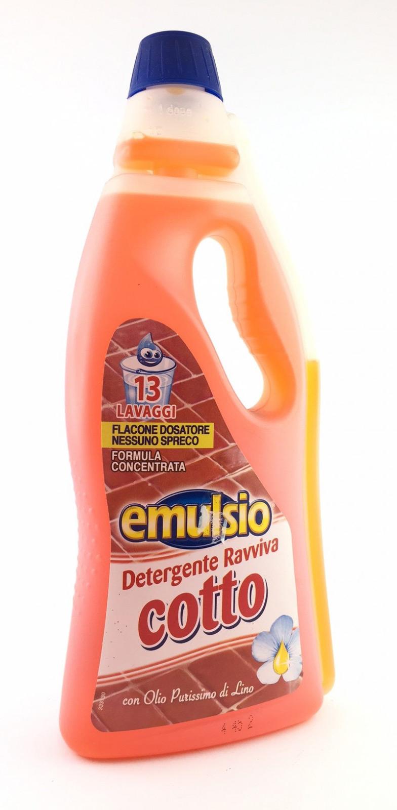 EMULSIO DETERGENTE RAVVIVA COTTO 750 ML