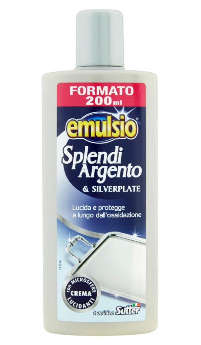 EMULSIO SPLENDI ARGENTO 200 ML