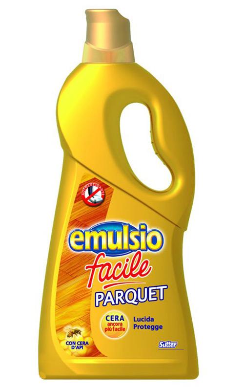EMULSIONE CERA FACILE PARQUET 750 ML