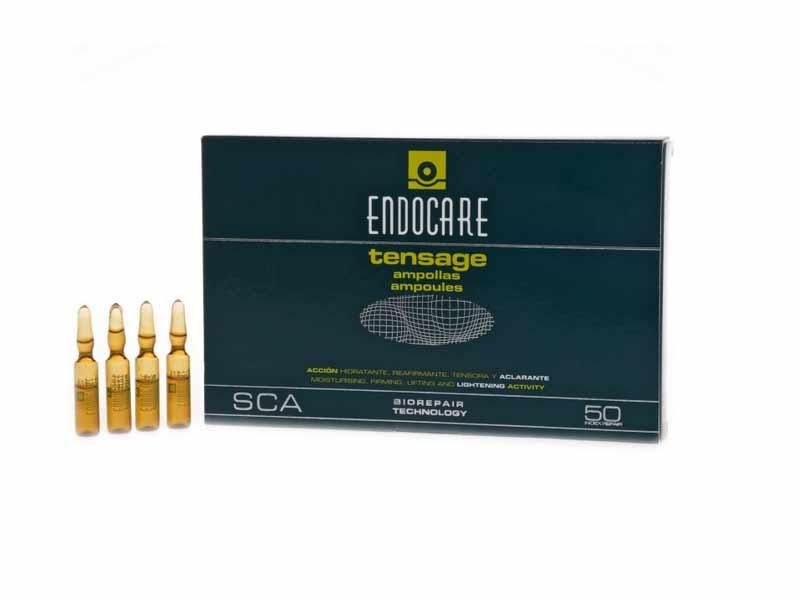 ENDOCARE TENSAGE AMPOLLE - TRATTAMENTO INTENSIVO RASSODANTE RIGENERANTE - 10 x 2 ML