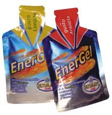 ENERGEL ENERGETICO TASCABILE GUSTO ARANCIA - BUSTINA DA 35 ML
