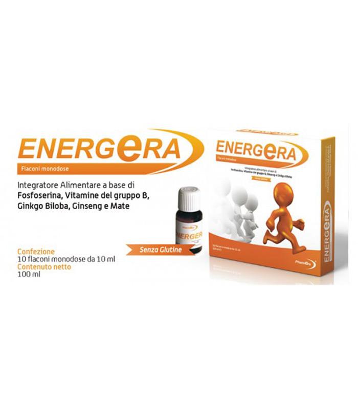 ENERGERA 10 FLACONCINI MONODOSE DA 10 ML