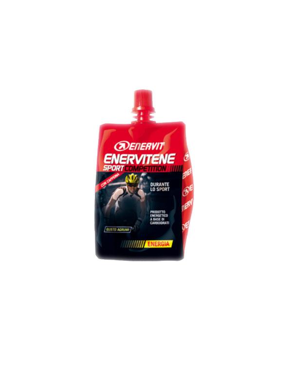 ENERVIT® ENERVITENE SPORT COMPETITION GUSTO AGRUMI CON CAFFEINA 60 ML