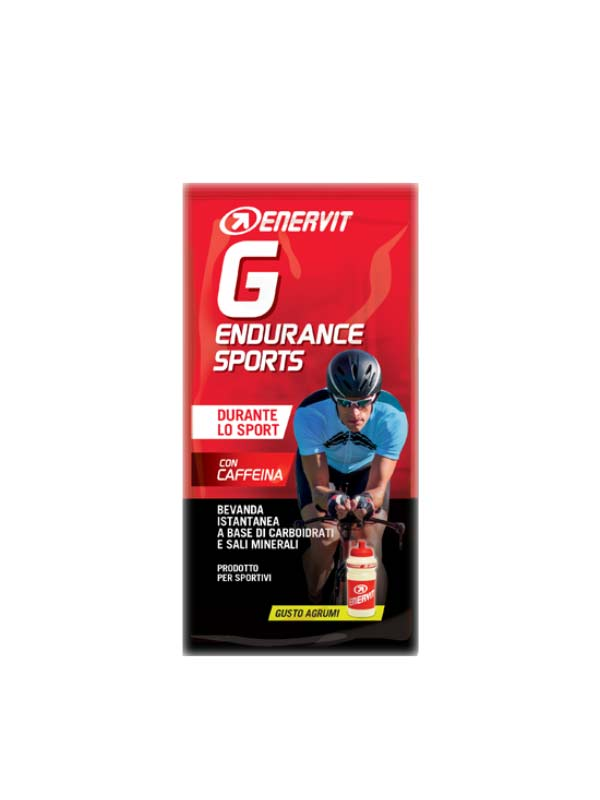 ENERVIT G ENDURANCE SPORTS GUSTO AGRUMI 30 G