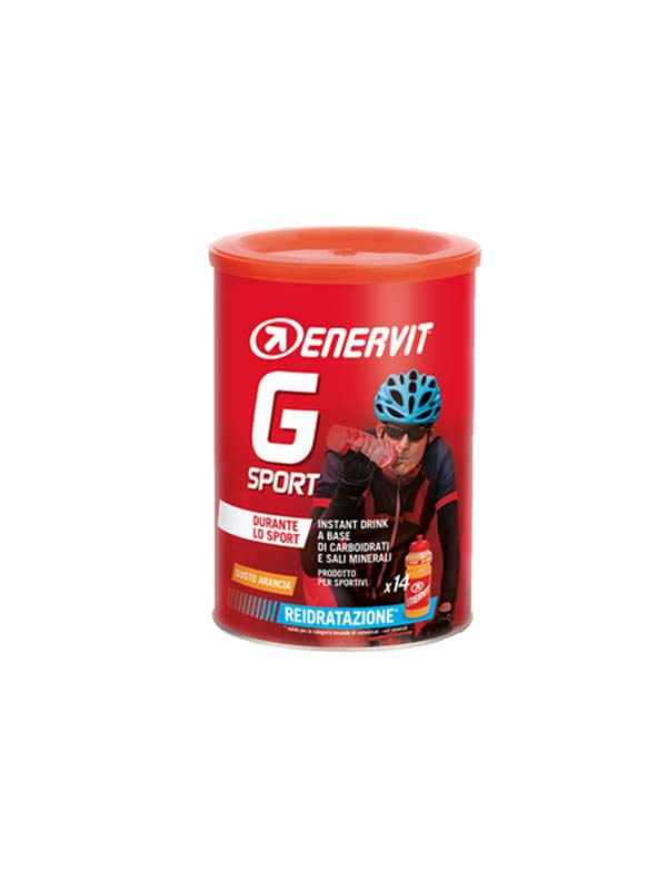 ENERVIT G SPORT GUSTO ARANCIA 420 G
