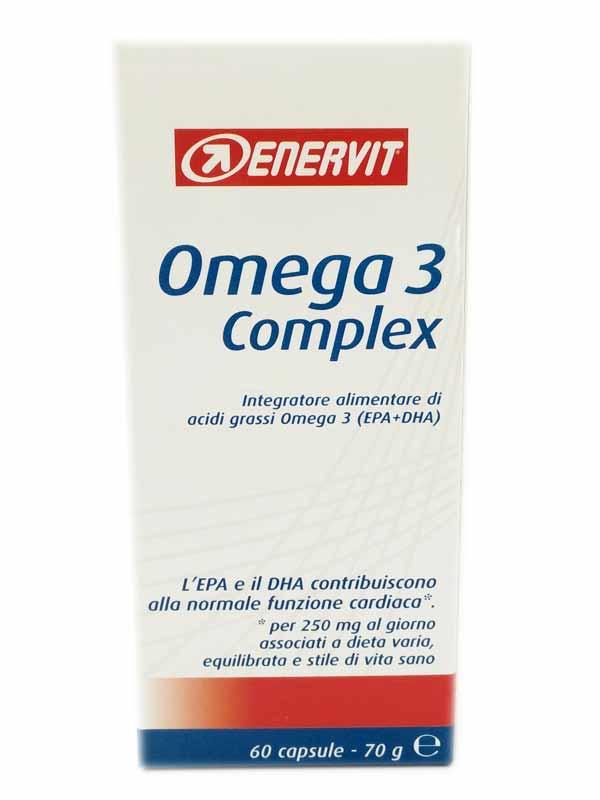 ENERVIT OMEGA 3 COMPLEX 60 CAPSULE