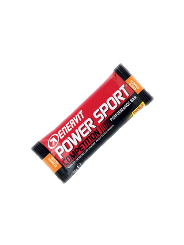 ENERVIT® POWER SPORT COMPETITION PERFORMANCE BAR GUSTO ARANCIA 30 G