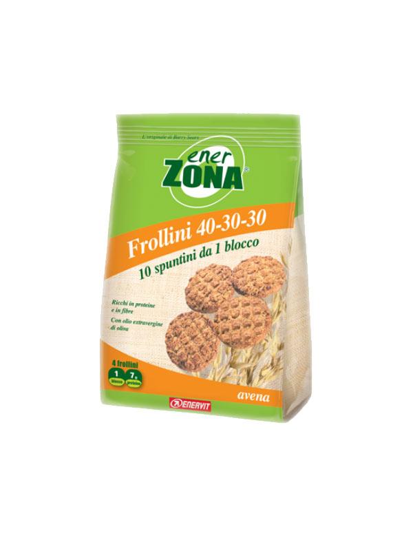 ENERZONA® FROLLINI 40 30 30 AVENA 250 G