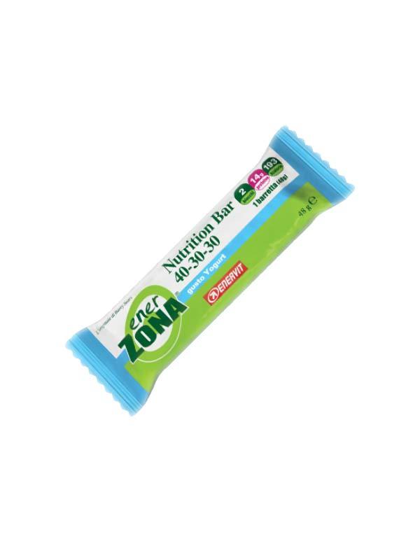 ENERZONA NUTRITION BAR 40-30-30 BARRETTA GUSTO YOGURT 1 BARRETTA DA 48 G