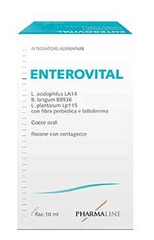 ENTEROVITAL 8 FIALE DA 10 ML