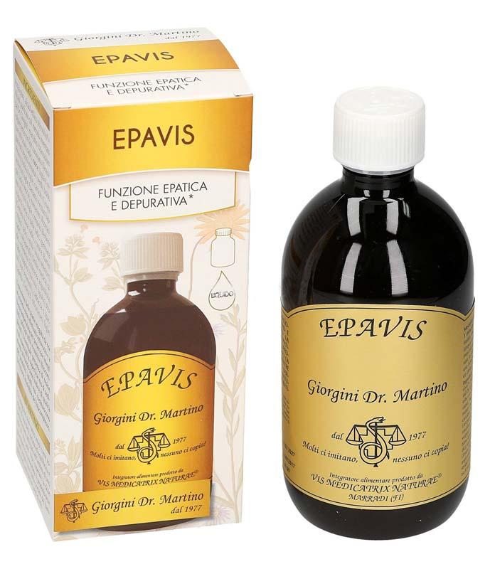EPAVIS LIQUIDO ALCOOLICO 500 ML