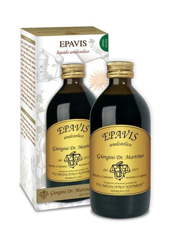 EPAVIS LIQUIDO ANALCOOLICO 500 ML