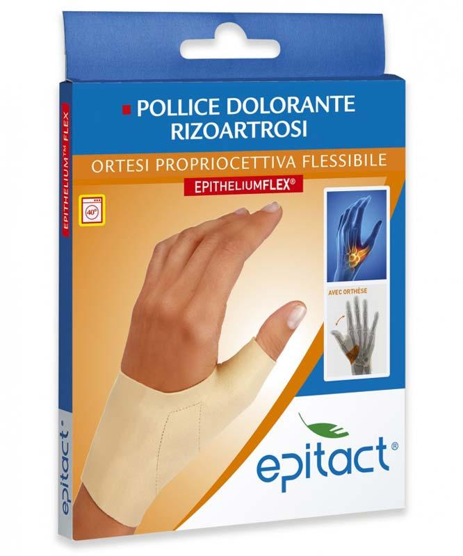 EPITACT ORTESI PROPRIOCETTIVA FLESSIBILE POLLICE DOLORANTE RIZOARTROSI TAGLIA M SINISTRO