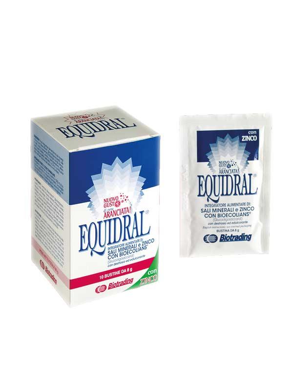 EQUIDRAL 10 BUSTE DA 8 G