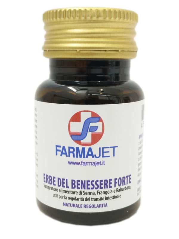 ERBE DEL BENESSERE FORTE LASSATIVO NATURALE 40 G
