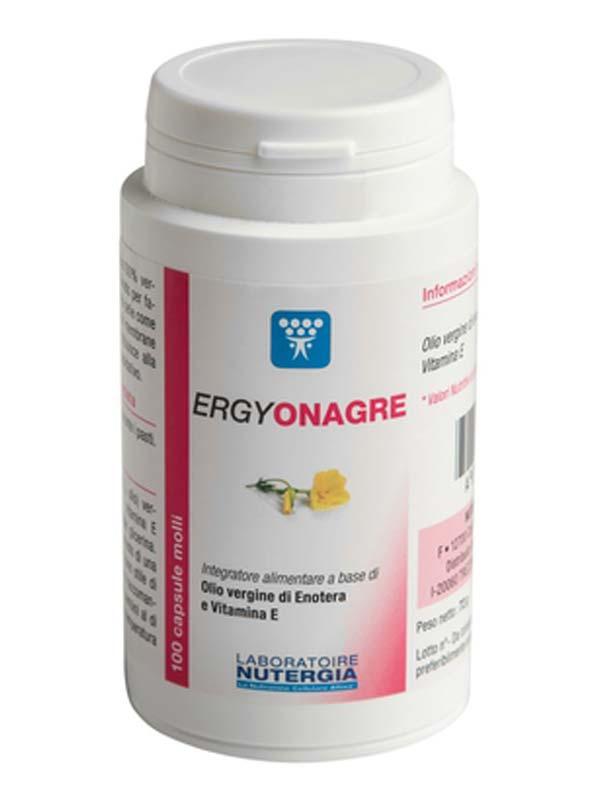 ERGY ONAGRE 100 COMPRESSE