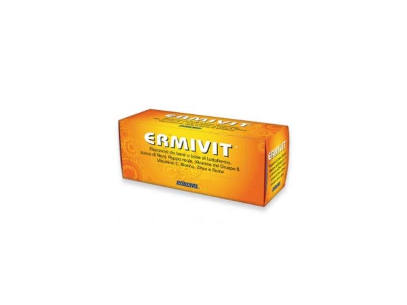 ERMIVIT 10 FLACONCINI DA 15 ML