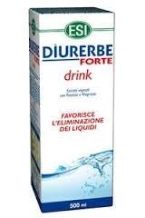 ESI DIURERBE FORTE DRINK INTEGRATORE PER L'ELIMINAZIONE DEI LIQUIDI IN ECCESSO - 500 ML