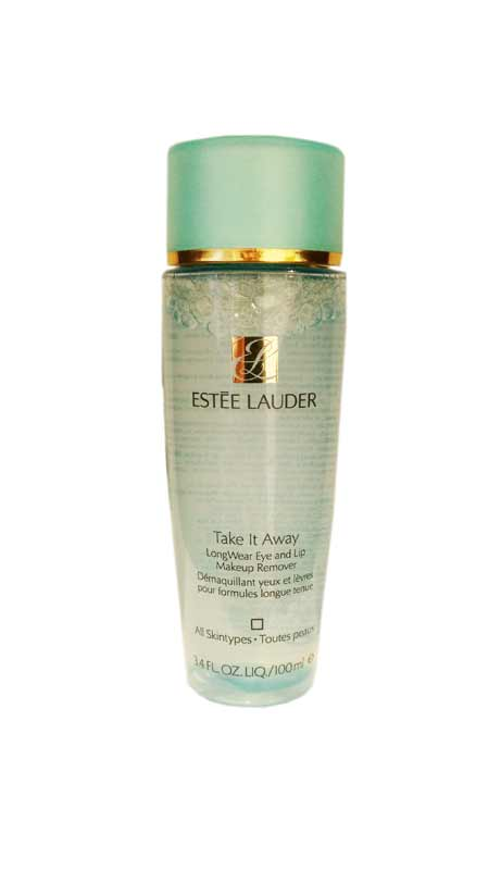 ESTEE LAUDER TAKE IT AWAY STRUCCANTE PER MAKE UP OCCHI LABBRA - 100 ML