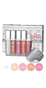 ESTETIL LIP GLOSS IDRA VOLUME COLORE 05 BERRY RED 6,5 ml