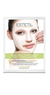 ESTETIL® MASCHERA PURIFICANTE SEBO-NORMALIZZANTE 17 ml