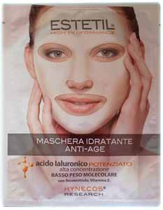 ESTETIL® MASCHERA VISO IDRATANTE ANTI-AGE 17 ML