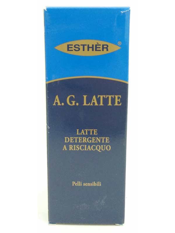 ESTHER A.G. LATTE DETERGENTE 150 ML