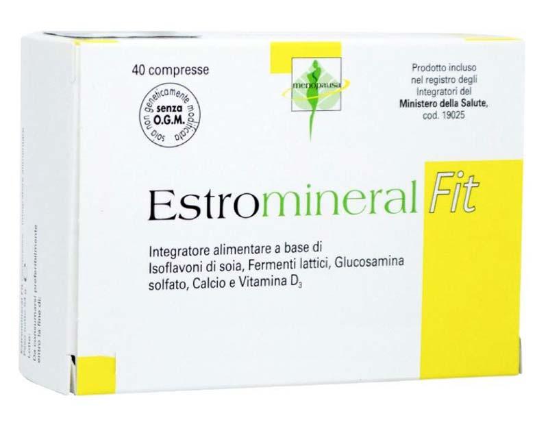 ESTROMINERAL FIT 40 COMPRESSE