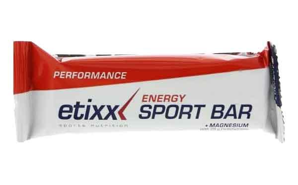 ETIXX ENERGY SPORT BAR  - BARRETTA ENERGETICA GUSTO CIOCCOLATO - 40 G