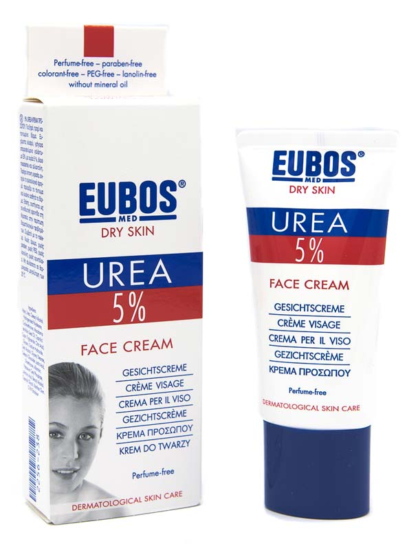 EUBOS UREA 5% CREMA VISO 50 ML
