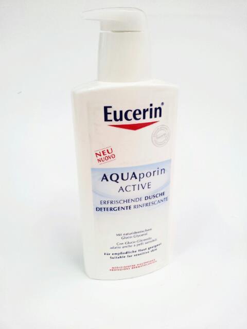 EUCERIN AQUAPORIN ACTIVE DETERGENTE RINFRESCANTE - 400 ML