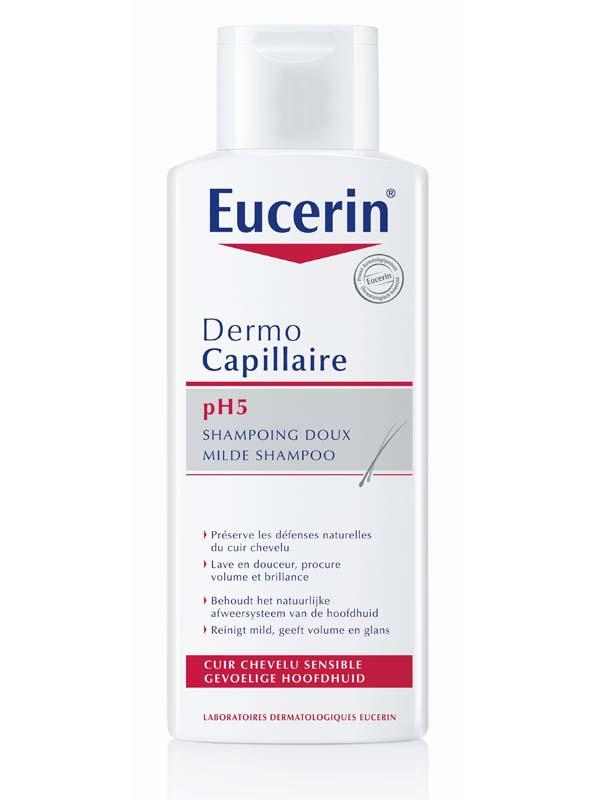EUCERIN DERMOCAPILLAIRE pH5 SHAMPOO DELICATO 250 ML