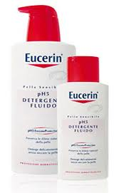 EUCERIN DETERGENTE FLUIDO PH 5 - 400 ML