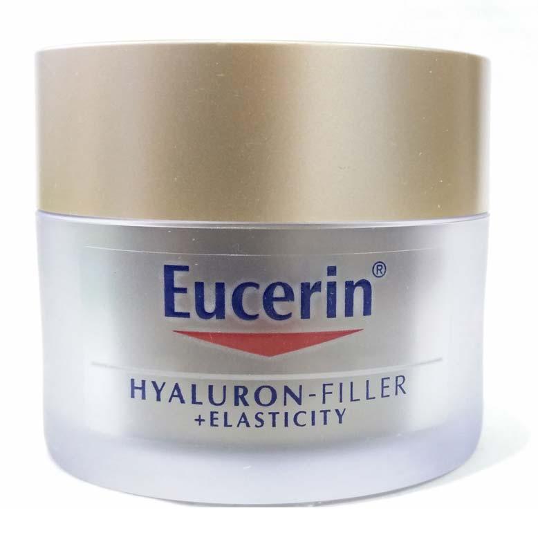 EUCERIN HYALURON FILLER +ELASTICITY TRATTAMENTO NOTTE 50 ML