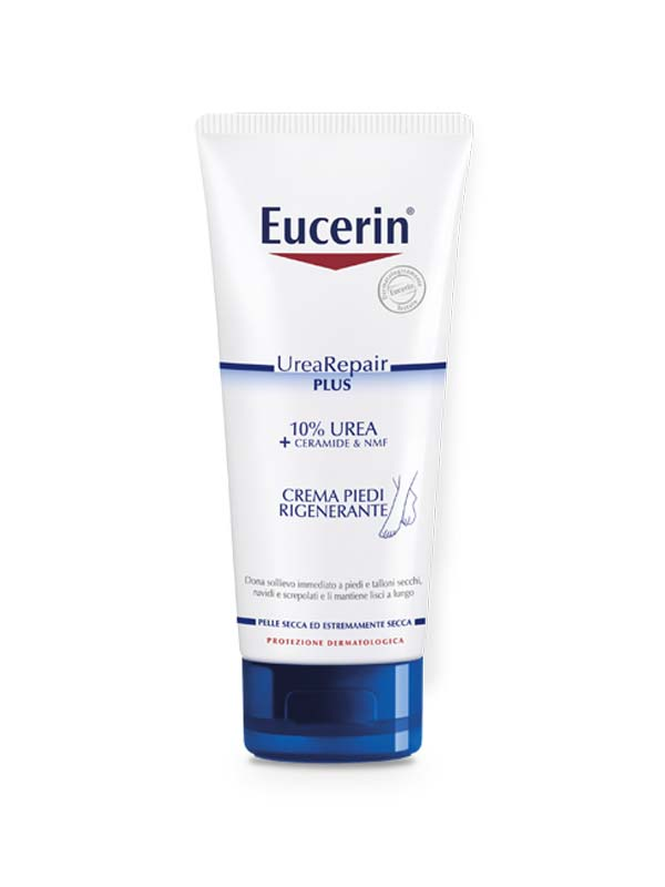 EUCERIN UREA REPAIR PLUS CREMA PIEDI RIGENERANTE 10% UREA 100 ML