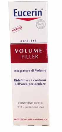 EUCERIN VOLUME FILLER CONTORNO OCCHI INTEGRATORE DI VOLUME FP 15 - 15 ML