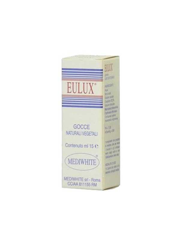 EULUX GOCCE OCULARI NATURALI - 15 ML
