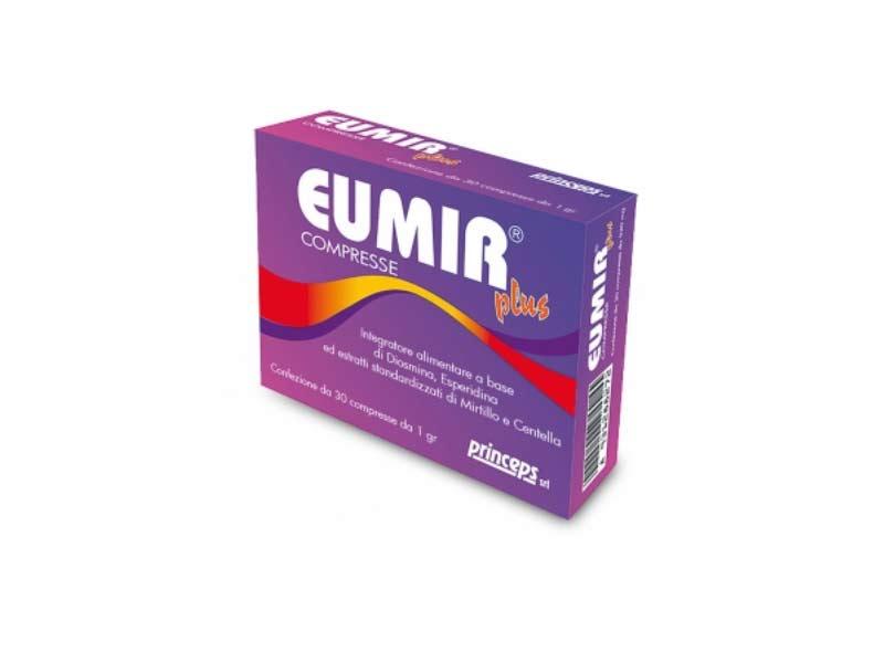 EUMIR PLUS 30 COMPRESSE