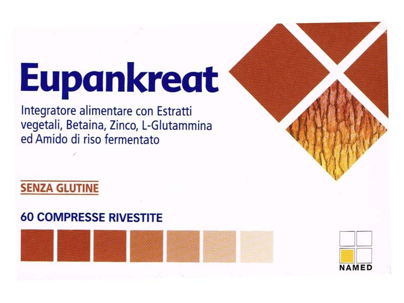 EUPANKREAT 60 COMPRESSE