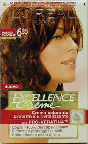 EXCELLENCE CREME - MARRON CHOCOLAT N. 6,35 - 120 ML