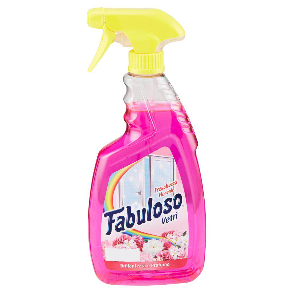 FABULOSO VETRI FRESCHEZZA FLOREALE 600 ML
