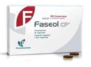 FASEOL CP INTEGRATORE ALIMENTARE UTILE IN CASO DI SOVRAPPESO - 20 COMPRESSE