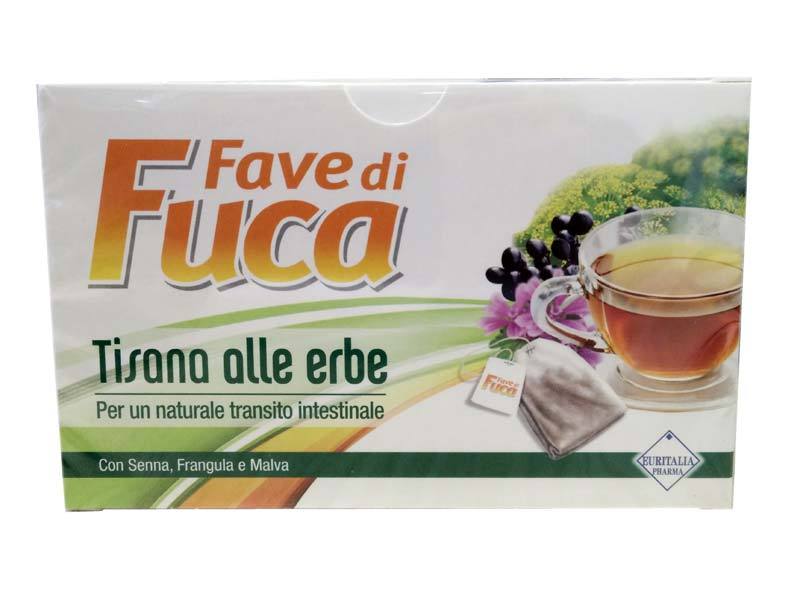 FAVE DI FUCA TISANA ALLE ERBE 20 BUSTINE FILTRO