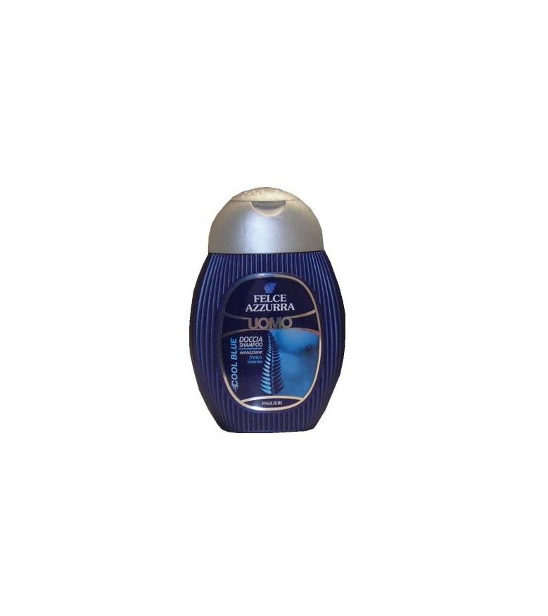 FELCE AZZURRA - DOCCIA SHAMPOO UOMO COOL BLUE - 200 ML