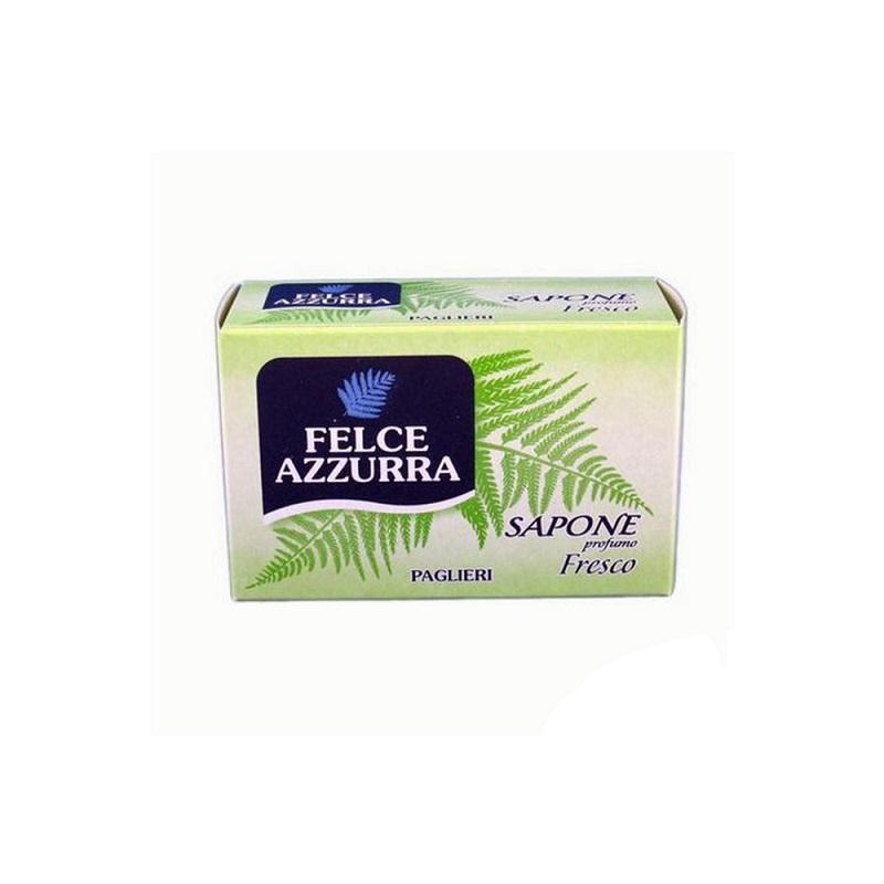 FELCE AZZURRA SAPONE FRESCO - 100 G