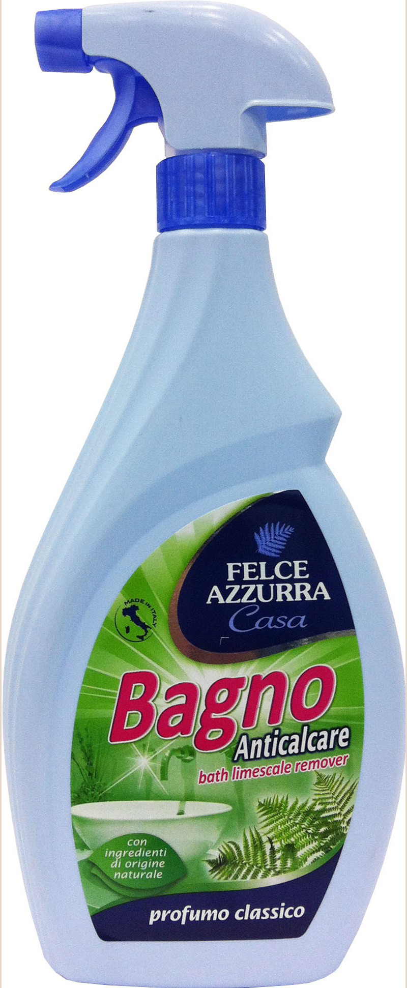 FELCE CASA BAGNO ANTICALCARE 750 ML