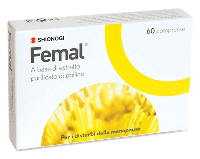 FEMAL 60 COMPRESSE