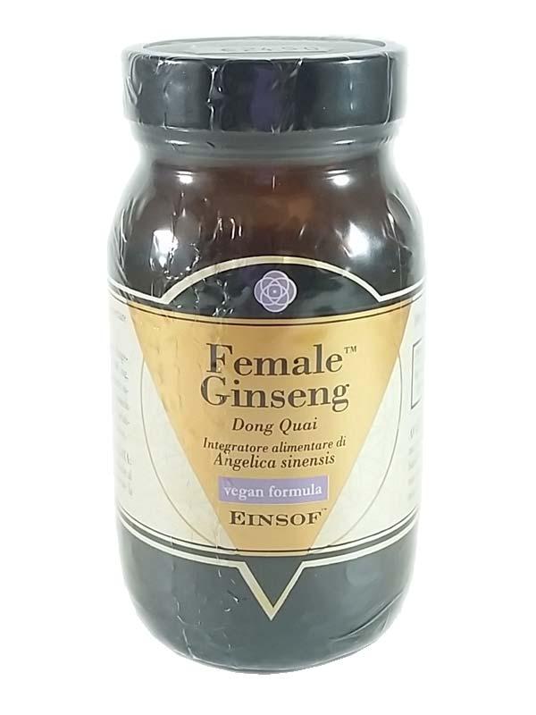 FEMALE GINSENG EINSOF 100 CAPSULE