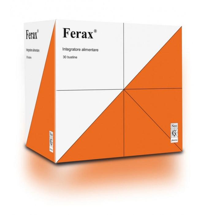 FERAX 30 BUSTINE DA 5,5 G